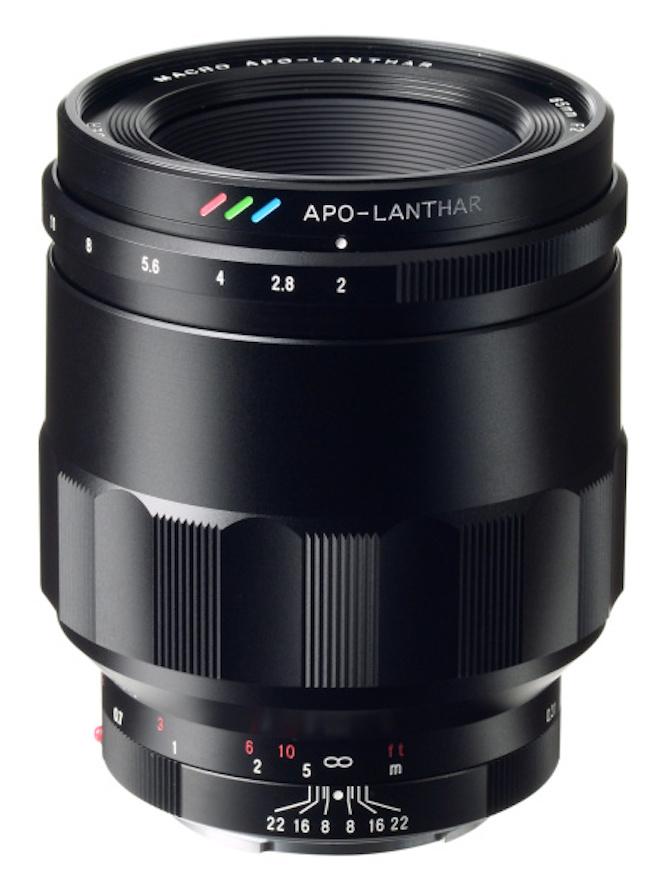 Voigtlander APO-MACRO LANTHAR 65mm f:2 Aspherical E-mount lens
