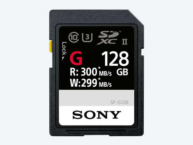 Sony: Ανακοίνωσε την γρηγορότερη μνήμη SD παγκοσμίως