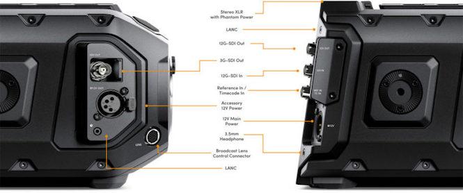 Blackmagic Ursa Mini Pro 4.6K 2