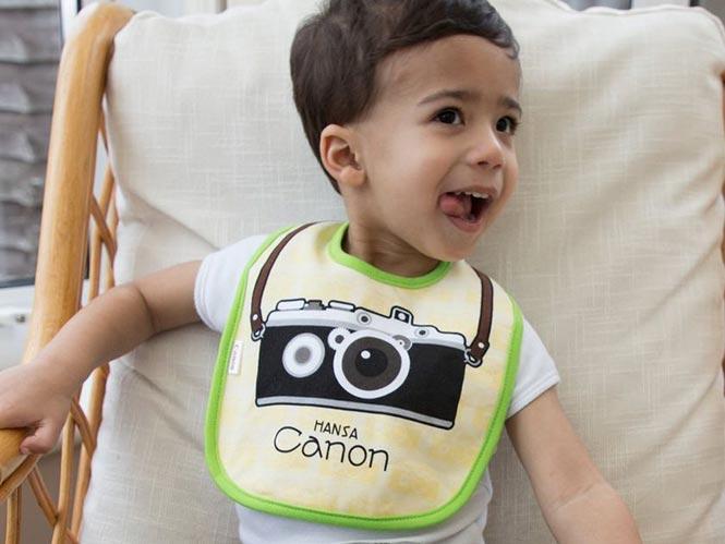 Η Canon έχει online κατάστημα και πουλάει ρούχα και διάφορα αξεσουάρ