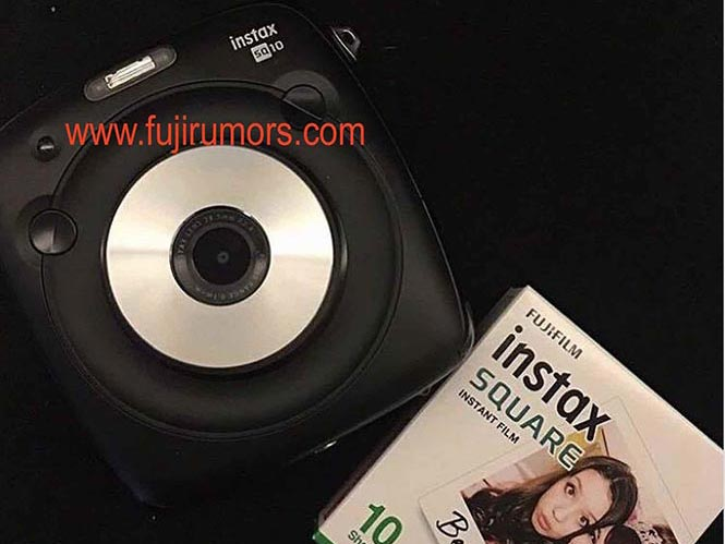 Fujifilm Instax Square: Διέρρευσαν οι πρώτες φωτογραφίες της μηχανής και του film