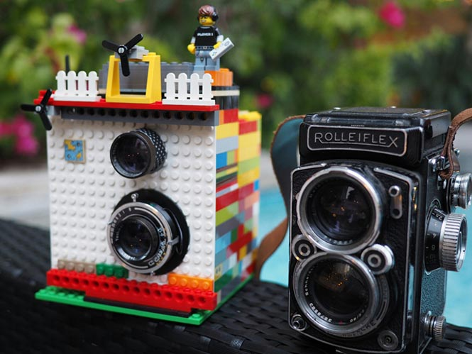Lego-Instant-Camera