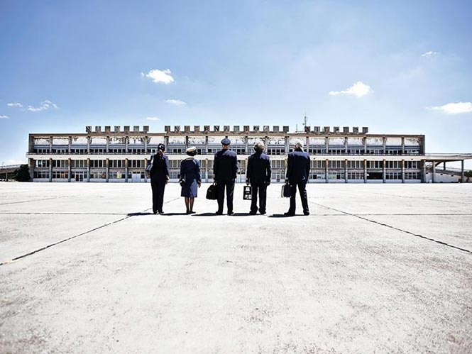 Nicosia International Airport: Έκθεση Φωτογραφίας του  Άντρου Ευσταθίου