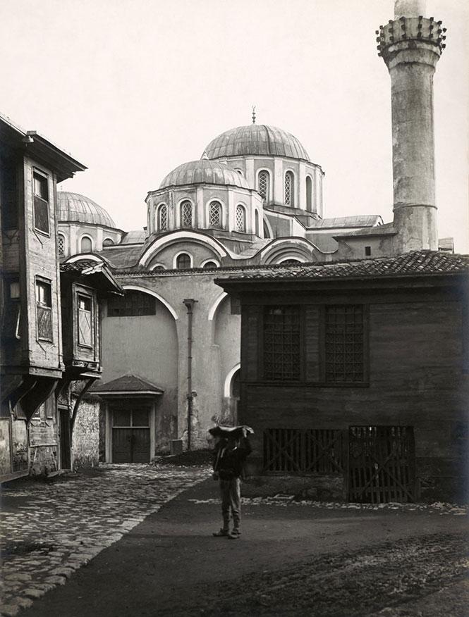 Μονή Παντοκράτορος, Κωνσταντινούπολη
