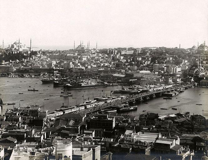 Γέφυρα, Κεράτιος Κόλπος, Κωνσταντινούπολη