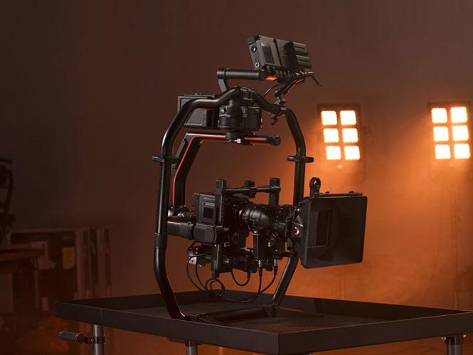 Η DJI παρουσιάζει το νέο stabilizer για λήψη video, Ronin 2