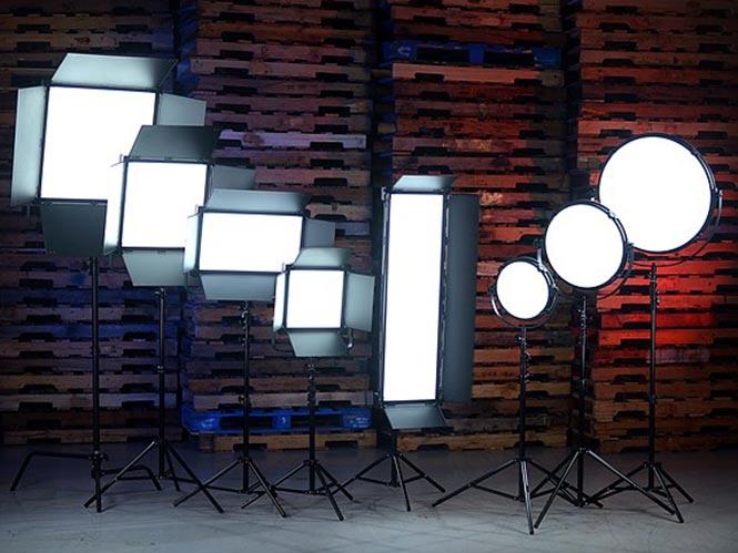 Η Fotodiox παρουσιάζει τη νέα σειρά LED φωτιστικών, FACTOR