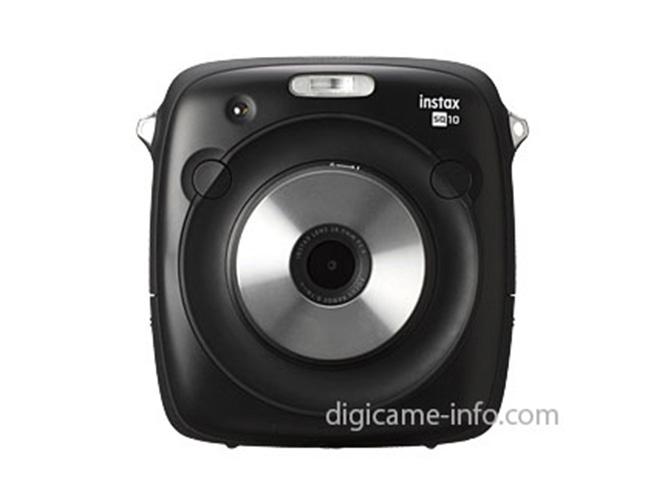 Διέρρευσαν φωτογραφίες της νέας υβριδικής instant μηχανής, Fujifilm Instax SQ10