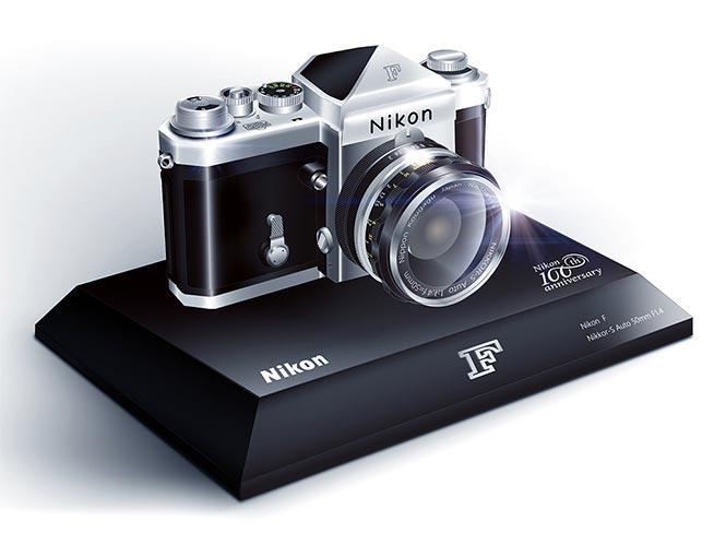 H Nikon ανακοίνωσε νέα επετειακά προϊόντα για τα 100α της γενέθλια