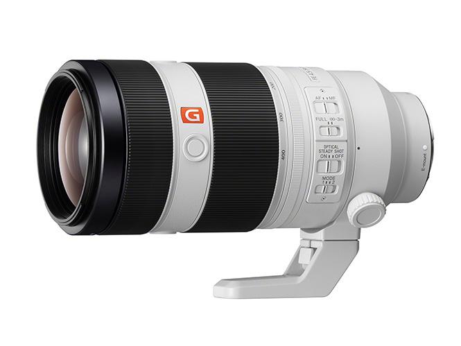 Νέος υπερ-τηλεφακός Sony FE 100-400mm F4.5-5.6 GM OSS