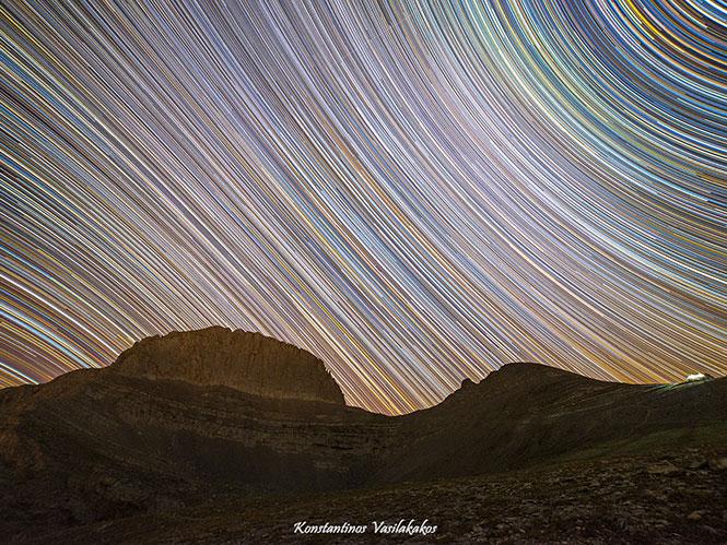 Στα χνάρια του σύμπαντος: Σεμινάριο εισαγωγής στην αστροφωτογραφία τοπίου