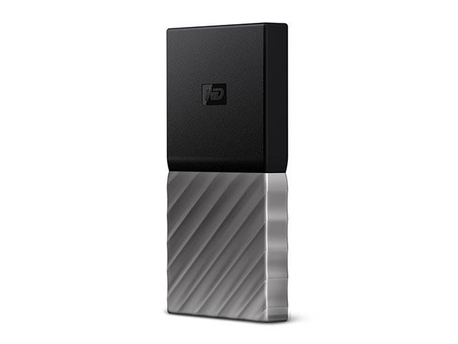 Η Western Digital παρουσιάζει τον πρώτο και πιο γρήγορο φορητό SSD δίσκο