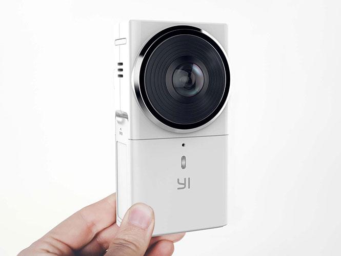 Η YI παρουσιάζει τη πρώτη της 360 live VR camera για όλους