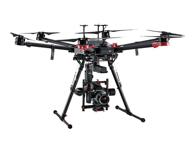 Το απόλυτο Drone για λήψη εικόνας παρουσίασαν οι DJI και Hasselblad