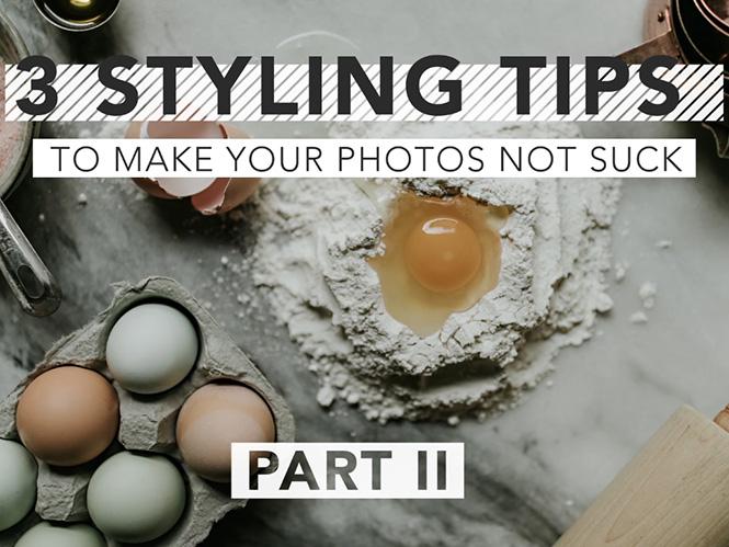 Έξι χρήσιμες συμβουλές για μοναδικές εικόνες φαγητού