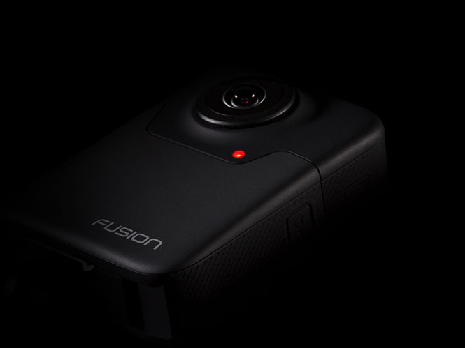 GoPro Fusion: Αυτή είναι η νέα κάμερα για λήψη videos 360 μοιρών