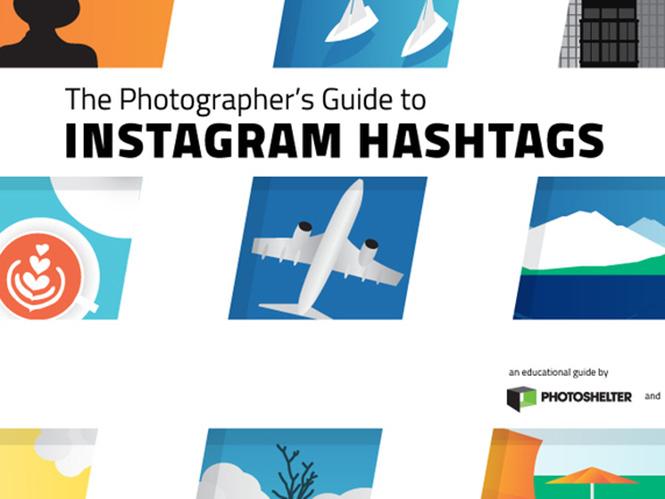 Δωρεάν οδηγός για hashtags στο Instagram από το PhotoShelter