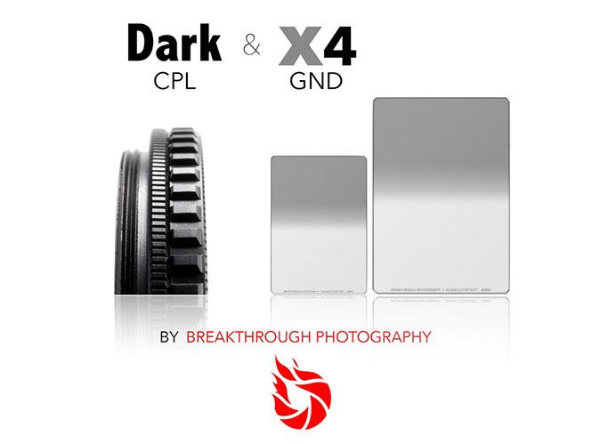 Breakthrough Photography: Τα πρώτα στον κόσμο GND και ND φίλτρα από ανθεκτικό γυαλί