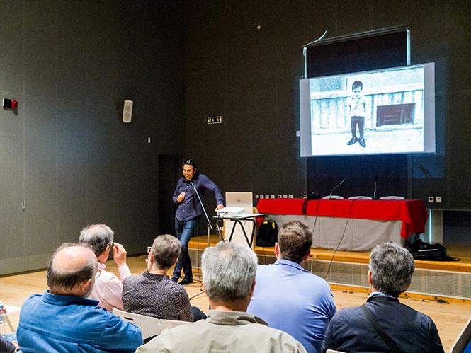 O Πέτρος Κοτζαμπάσης παρουσίασε το φωτογραφικό του έργο στη Πάτρα