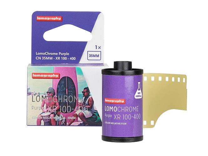 LomoChrome Purple: Νέα βελτιωμένη σύνθεση για σουρεαλιστικές εικόνες