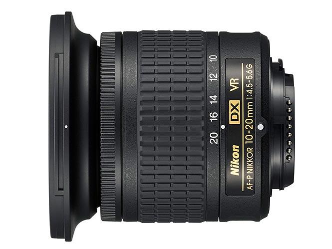 Ανακοινώθηκε ο νέος AF-P DX NIKKOR 10-20mm f/4.5-5.6G VR