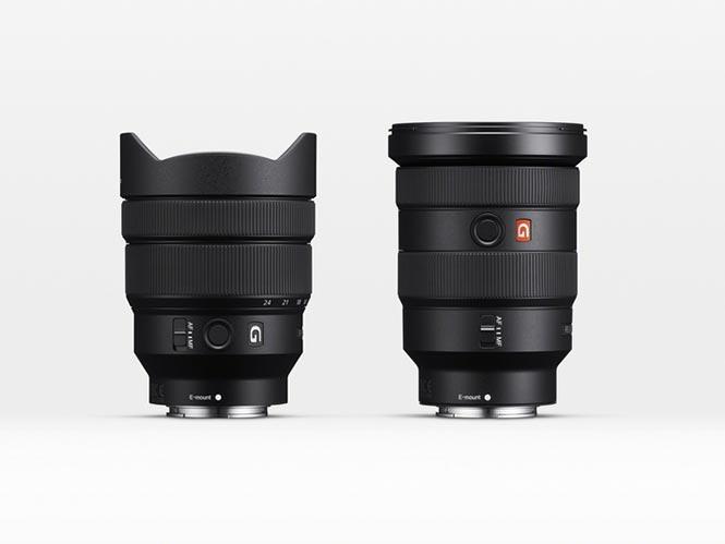 Η Sony παρουσιάζει δύο νέους ευρυγώνιους E-Mount Full-Frame Φακούς