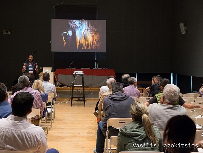 Ο Βαγγέλης Γιωτόπουλος παρουσίασε το φωτογραφικό του έργο στις Μέρες Φωτογραφίας