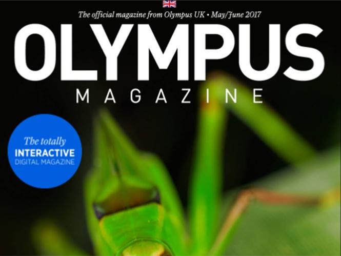Νέο τεύχος του Olympus Magazine, διαγωνισμός για ένα ZUIKO 60mm Macro φακό