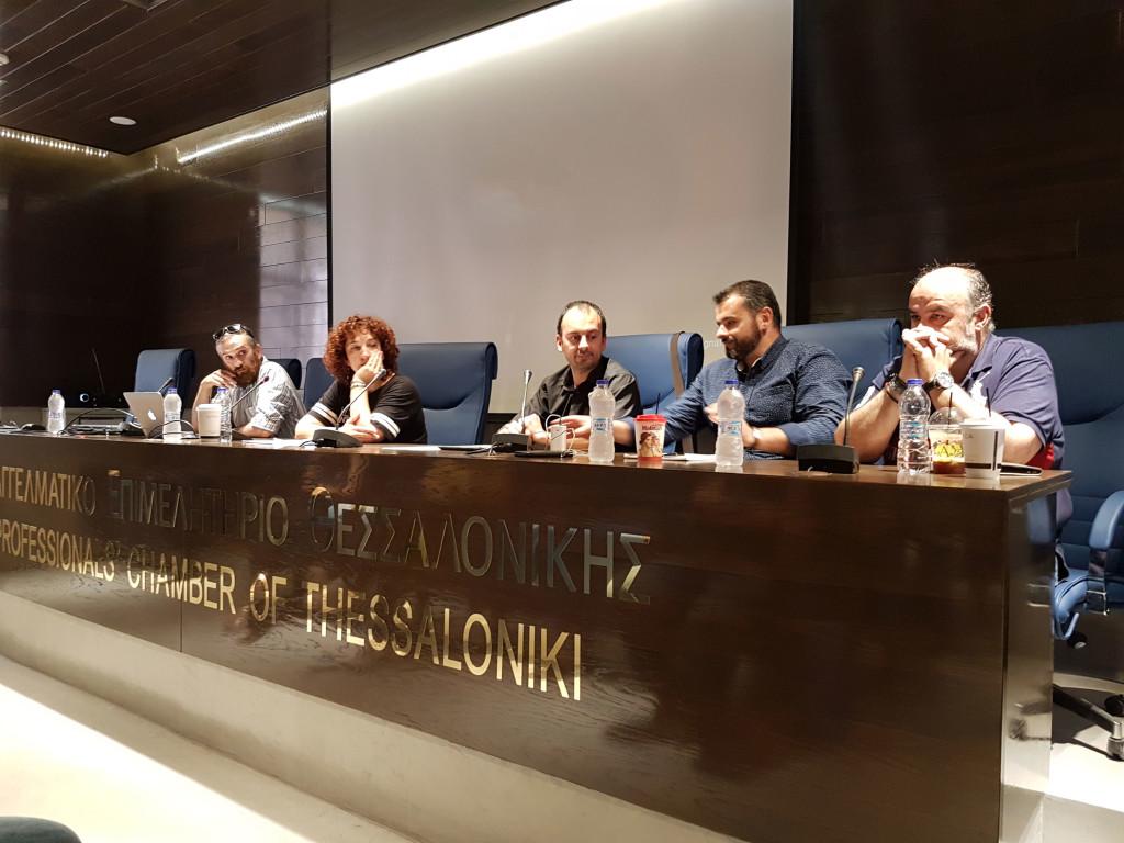 Οι επαγγελματίες φωτογράφοι της Θεσσαλονίκης προχωρούν στη δημιουργία σωματείου