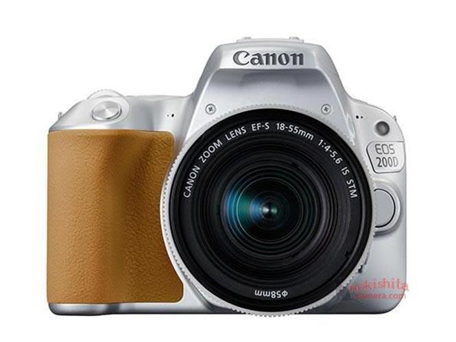 Διέρρευσαν τα περισσότερα χαρακτηριστικά και η τιμή της Canon EOS 200D