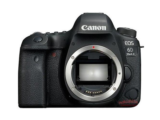 Διέρρευσαν νέα τεχνικά χαρακτηριστικά της Canon EOS 6D II