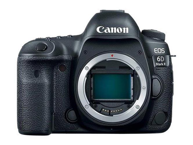 Πληροφορίες για την τιμή της Canon EOS 6D II