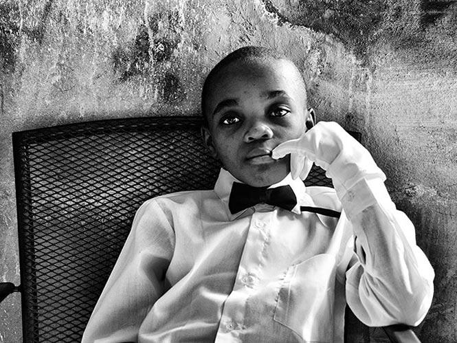 Έκθεση Φωτογραφίας στη Κυψέλη, Portraits in B&W