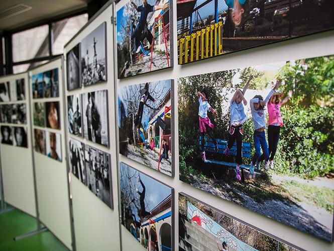 Έκθεση Φωτογραφίας του Παιδικού Χωριού SOS Βάρης