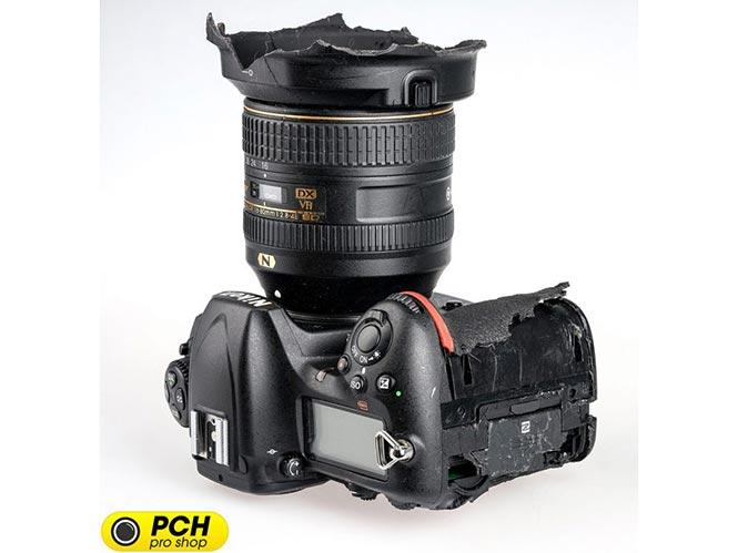 Nikon D500 vs Γερμανικό Ποιμενικό σκύλο, γράψατε 2