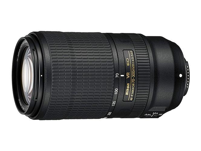 Ανακοινώθηκε ο νέος AF-P Nikkor 70-300mm F4.5-5.6E ED VR