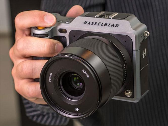 Αναβάθμιση Firmware για τη Hasselblad X1D-50c