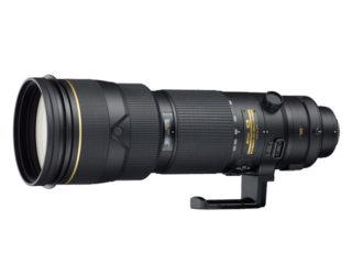 Nikkor 200-400mm