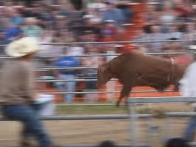 Φωτογράφος δέχεται σκληρό χτύπημα από ταύρο και ζει για να μας πει τι έκανε λάθος