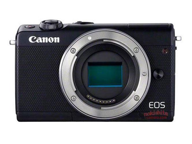 Canon EOS M100: Διέρρευσαν φωτογραφίες και χαρακτηριστικά της νέας mirrorless