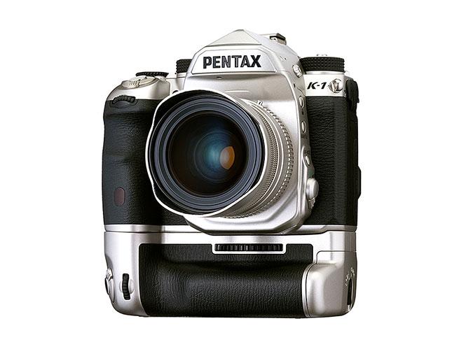 Νέα ειδική ασημί έκδοση για τη Pentax K-1