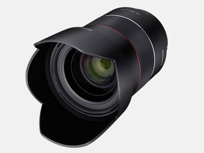 Έρχεται ο νέος Samyang AF 35mm f/1.4 FE για Sony μηχανές