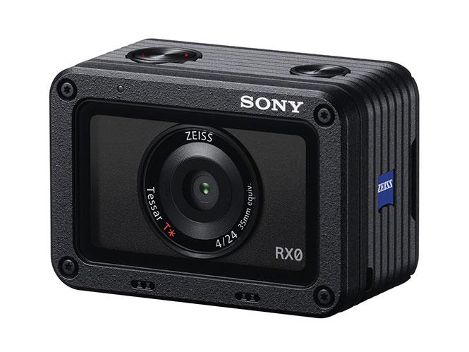 H Sony ανακοίνωσε την νέα μικρή action camera Sony RX0