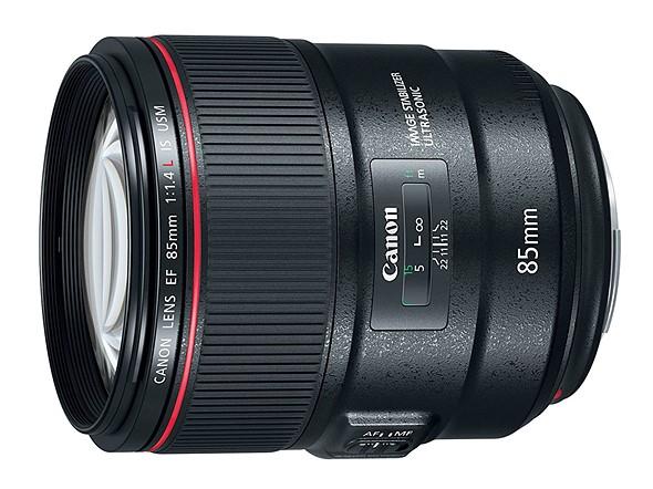 H Canon επιδεικνύει τον σταθεροποιητή του νέου φακού της στα 85mm