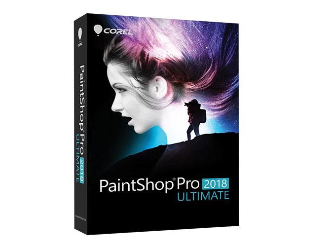 H Corel παρουσιάζει το νέο PaintShop Pro 2018