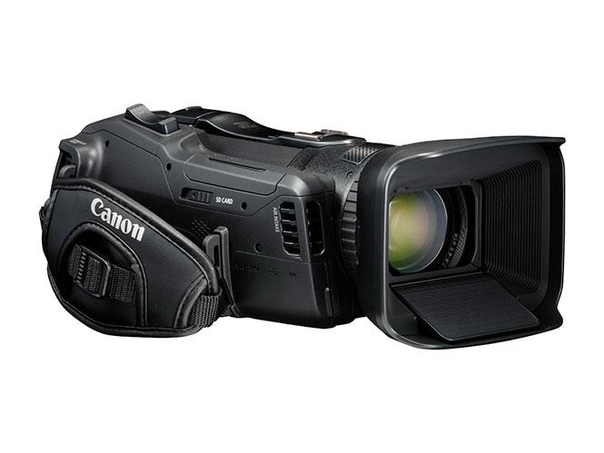 Ανακοινώθηκε η νέα 4Κ camcorder Canon LEGRIA GX10 με Dual Pixel CMOS AF