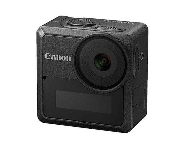 MM100-WS: H Canon αναπτύσσει νέα compact μηχανή – action camera