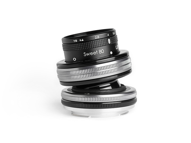 H LensBaby ανακοίνωσε τον νέο Composer Pro II WITH SWEET 80