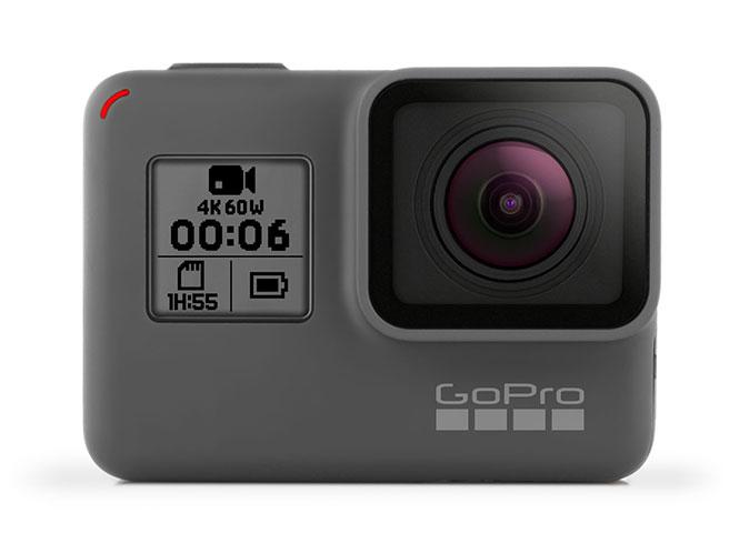 Αυτή είναι η νέα GoPro Hero6 Black, με νέο επεξεργαστή και πιο γρήγορο WiFi