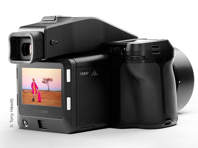 Η Phase One παρουσιάζει την IQ3 100MP Trichromatic, με νέο αισθητήρα της Sony